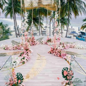 Maldives Honeymoon Packages Seaside Finolhu Maldives Wedding 2