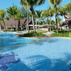 Mauritius Honeymoon Packages Ambre Mauritius Pool