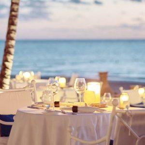Mexico Honeymoon Packages Belmond Maroma Resort And Spa El Restaurante