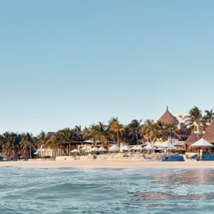Mexico Honeymoon Packages Belmond Maroma Resort And Spa Beach 4