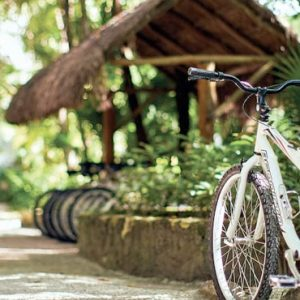 Mexico Honeymoon Packages Belmond Maroma Resort And Spa Bike Tour