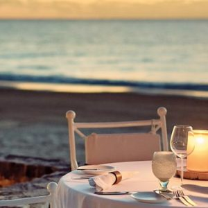 Mexico Honeymoon Packages Belmond Maroma Resort And Spa Dining