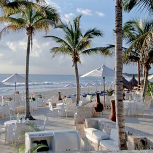Mexico Honeymoon Packages Belmond Maroma Resort And Spa Dining 4