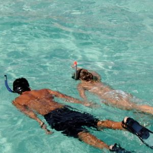 Mexico Honeymoon Packages Belmond Maroma Resort And Spa Snorkelling