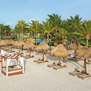 Mexico Honeymoon Packages Dreams Tulum Resort And Spa Mexico Beach