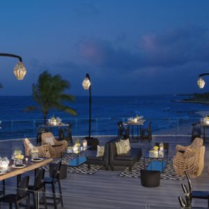 Mexico Honeymoon Packages Dreams Tulum Resort And Spa Mexico Dining 2