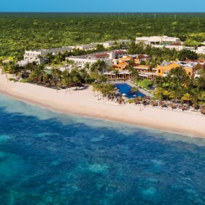 Mexico Honeymoon Packages Dreams Tulum Resort And Spa Mexico Exterior