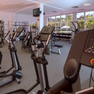 Mexico Honeymoon Packages Dreams Tulum Resort And Spa Mexico Gym