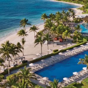 Mexico Honeymoon Packages Dreams Tulum Resort And Spa Mexico Pool