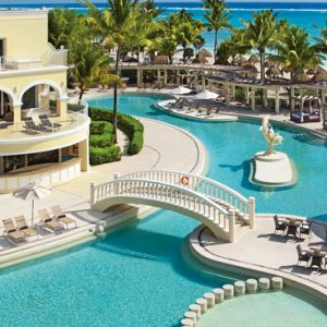 Mexico Honeymoon Packages Dreams Tulum Resort And Spa Mexico Pool 2