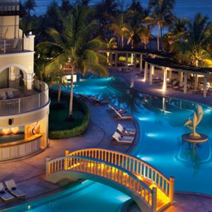 Mexico Honeymoon Packages Dreams Tulum Resort And Spa Mexico Pool 3