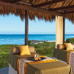 Mexico Honeymoon Packages Dreams Tulum Resort And Spa Mexico Spa 2