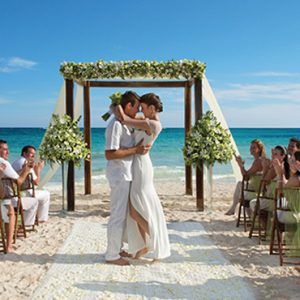 Mexico Honeymoon Packages Dreams Tulum Resort And Spa Mexico Wedding 2