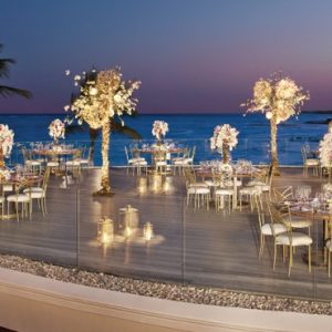 Mexico Honeymoon Packages Dreams Tulum Resort And Spa Mexico Wedding 4