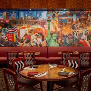 New York Honeymoon Packages Milenium Broadway Hotel Bugis Street Brassarie
