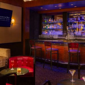 New York Honeymoon Packages Milenium Broadway Hotel Bar