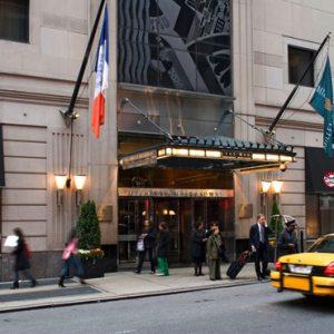 New York Honeymoon Packages Milenium Broadway Hotel Exterior