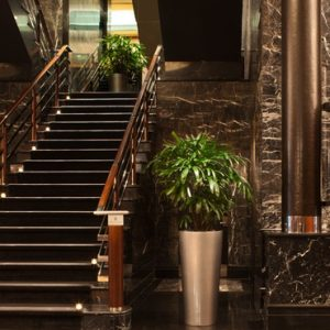 New York Honeymoon Packages Milenium Broadway Hotel Lobby