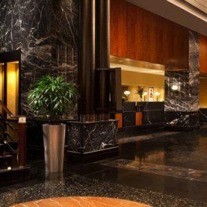 New York Honeymoon Packages Milenium Broadway Hotel Lobby 2