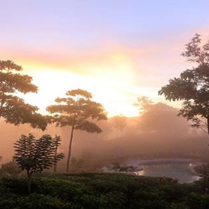 Sri Lanka Honeymoon Packages 98 Acres Resort & Spa Location Sunset Views