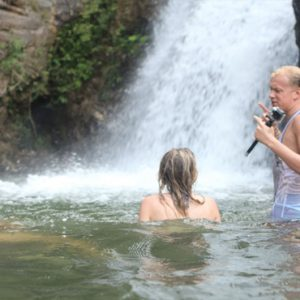 Sri Lanka Honeymoon Packages 98 Acres Resort & Spa Ravana Falls Natural Pool