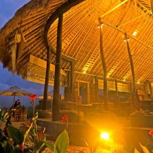 Sri Lanka Honeymoon Packages 98 Acres Resort & Spa Restaurant