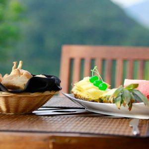 Sri Lanka Honeymoon Packages 98 Acres Resort & Spa Restaurant Cuisine
