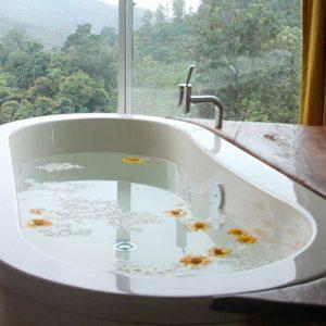 Sri Lanka Honeymoon Packages 98 Acres Resort & Spa Spa Tub
