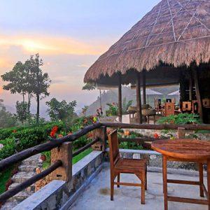 Sri Lanka Honeymoon Packages 98 Acres Resort & Spa Terrace View