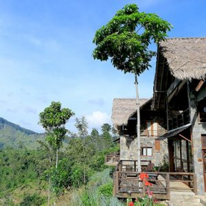 Sri Lanka Honeymoon Packages 98 Acres Resort & Spa Side Views Of Chalets