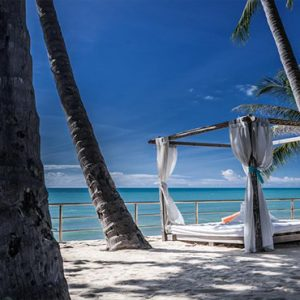 Thailand Honeymoon Package Nikki Beach Koh Samui Beach Cabana