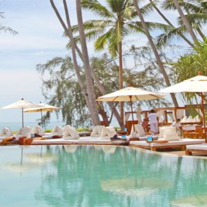 Thailand Honeymoon Package Nikki Beach Koh Samui Beach Club