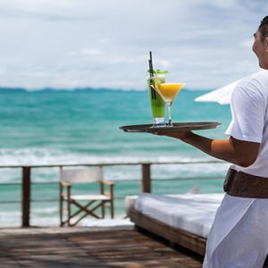 Thailand Honeymoon Package Nikki Beach Koh Samui Butler Service