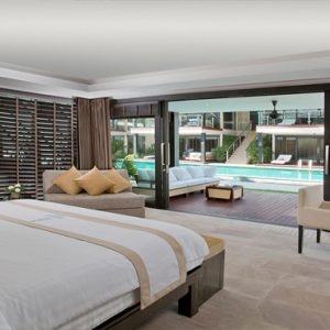 Thailand Honeymoon Package Nikki Beach Koh Samui Pool Access Suite