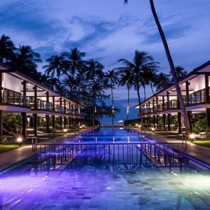 Thailand Honeymoon Package Nikki Beach Koh Samui Pool View Suite View