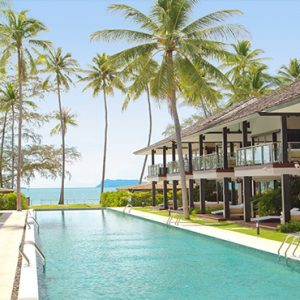 Thailand Honeymoon Package Nikki Beach Koh Samui Pool1