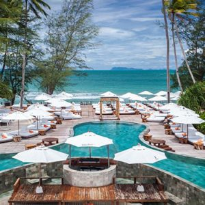 Thailand Honeymoon Package Nikki Beach Koh Samui Pool3