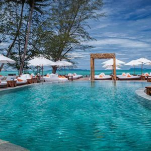 Thailand Honeymoon Package Nikki Beach Koh Samui Pool4