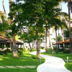 Thailand Honeymoon Package Nikki Beach Koh Samui Sea View Villa Exterior