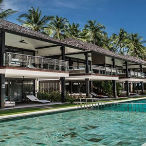 Thailand Honeymoon Package Nikki Beach Koh Samui Villas