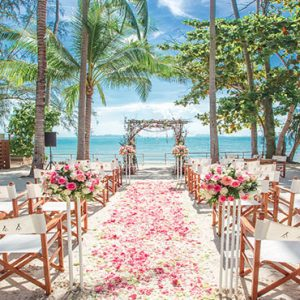 Thailand Honeymoon Package Nikki Beach Koh Samui Wedding