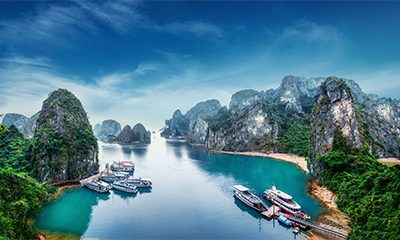 Top 10 romantic things to do in Vietnam