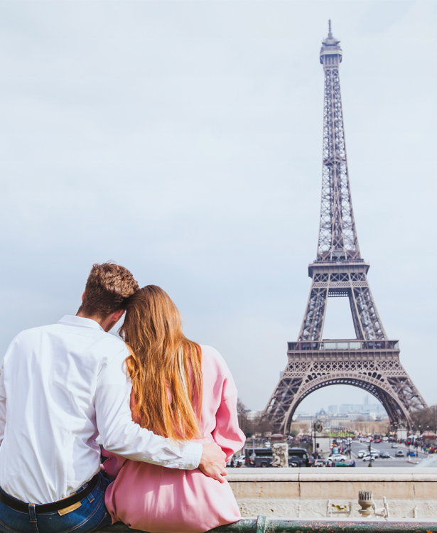 Most Instagrammable Honeymoon Destinations Paris Honeymoon Packages
