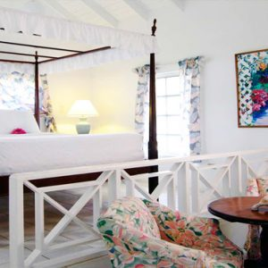 Nevis Honeymoon Packages Oualie Beach Resort Deluxe 1 Queen Bed