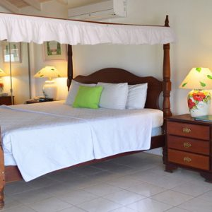 Nevis Honeymoon Packages Oualie Beach Resort Executive Suite 1 King Bed