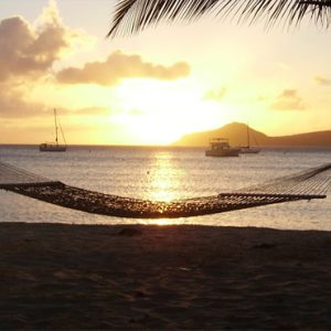 Nevis Honeymoon Packages Oualie Beach Resort Hammock