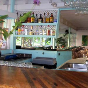 Nevis Honeymoon Packages Oualie Beach Resort Oualie Beach Restaurant Bar