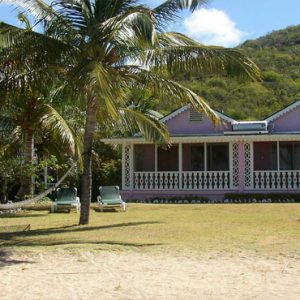 Nevis Honeymoon Packages Oualie Beach Resort Villa Exterior
