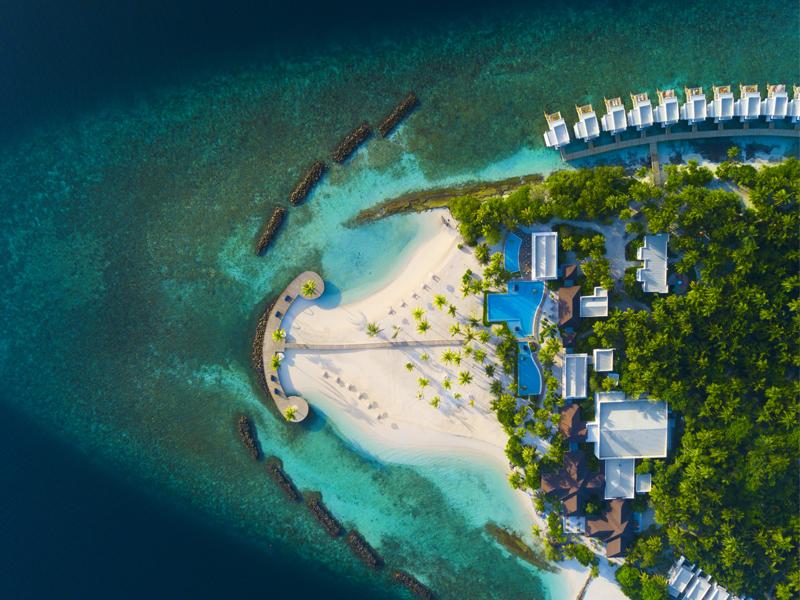 10 Reasons To Honeymoon At Dhigali Island 2