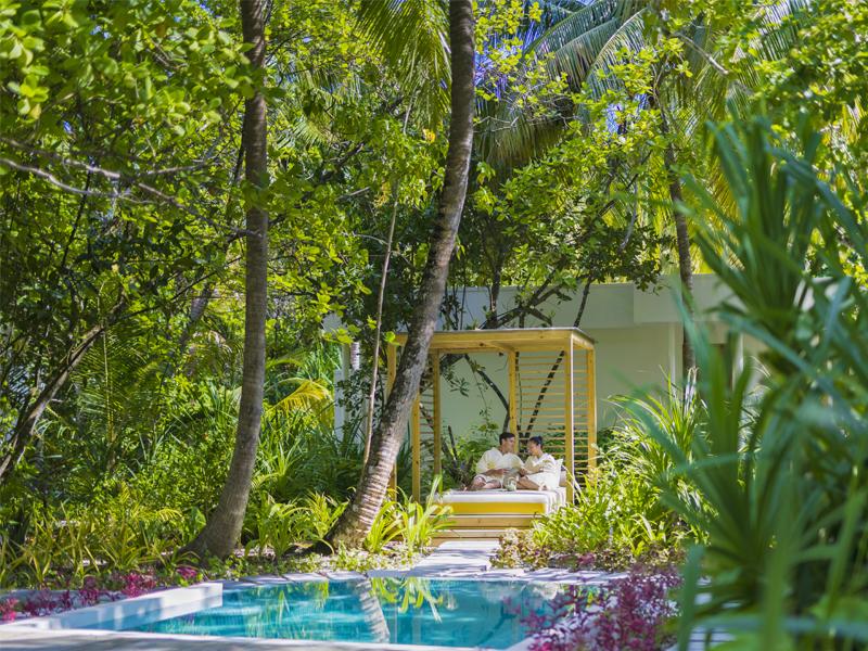 10 Reasons To Honeymoon At Dhigali Spa